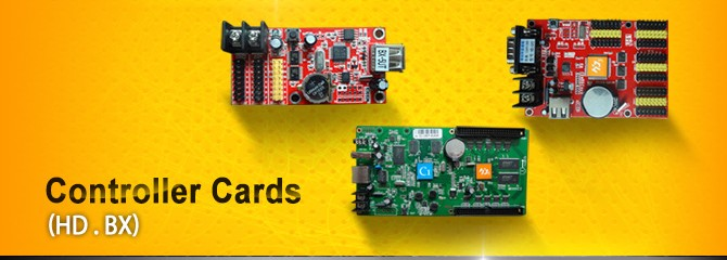 Controller cards